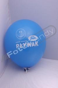 Balony z helem jako wizytówka firmy